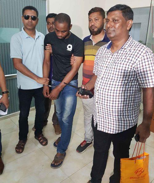 Bangladesh Supreme Court upholds bail order of suspected Nigerian drug dealer on condition he surrenders his passport