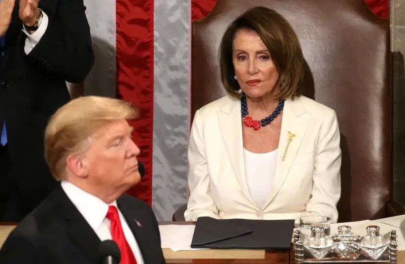 House Democrats introduce impeachment resolution charging Trump with 'incitement of insurrection'