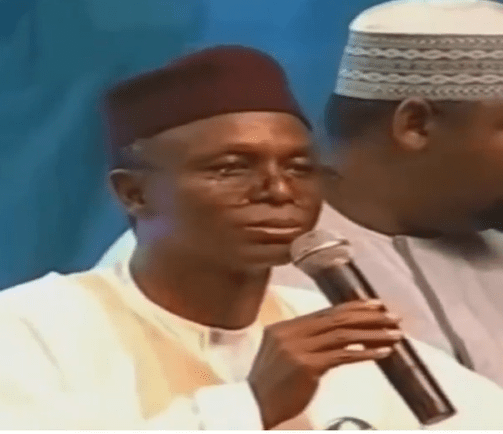 Reno Omokri shares throwback video of El-Rufai criticizing the Jonathan-led administration while campaigning for Buhari