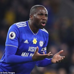 Cardiff City and Ivory Coast Defender Sol Bamba have been diagnosed with cancer