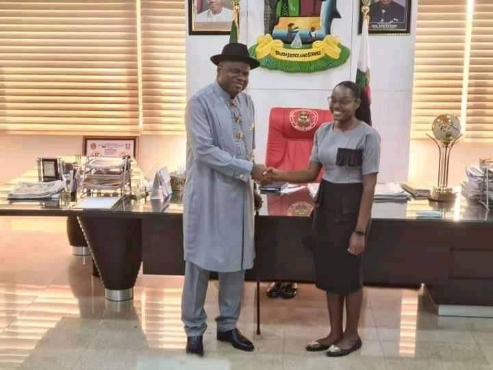 Governor Diri removes BBNaija