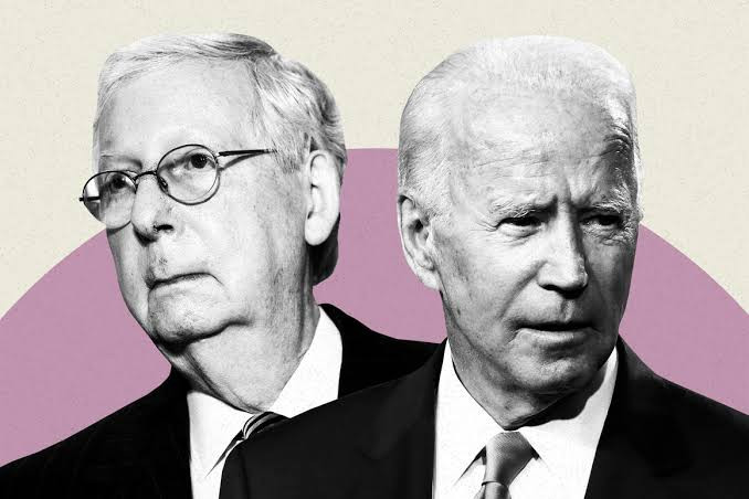 Biden calls on US Senate to pursue Trump's impeachment along with the nation's 'other urgent business' as Mitch McConnell rejects calls to hasten impeachment trial