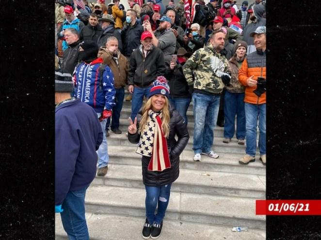 Captiol rioter/Texan realtor asks Trump for pardon after being arrested
