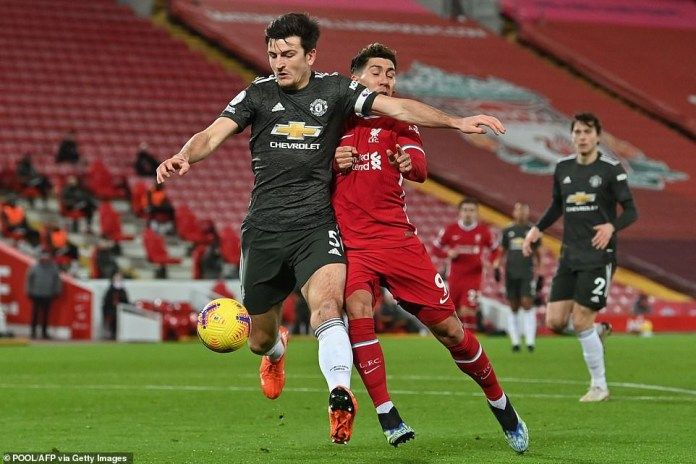 English Premier League: Liverpool play out 0-0 draw with Manchester United  (As it happened)