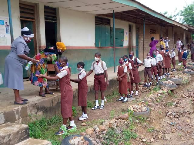 Lagos schools to maintain shift system as schools resume for second term