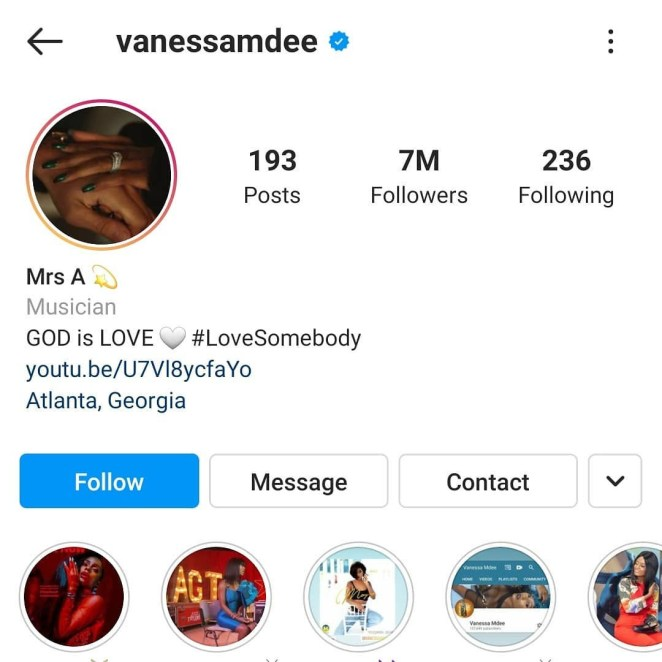 Is singer Vanessa Mdee and Nigerian-American actor Rotimi already married?