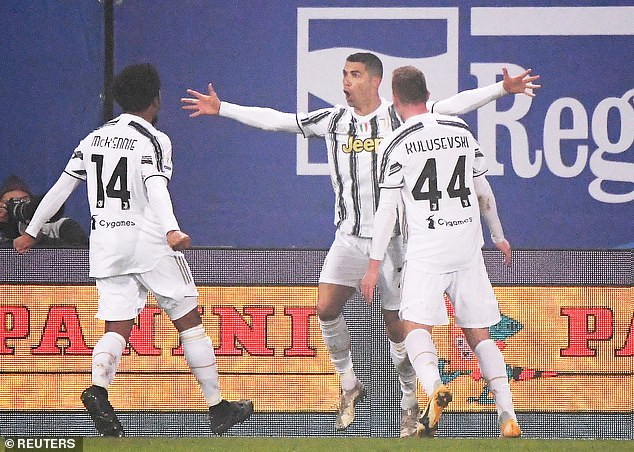 Cristiano Ronaldo becomes all-time leading goalscorer in footballing history after scoring his 760th-career goal