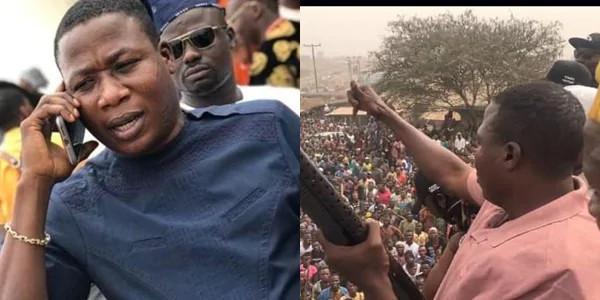 Nnamdi Kanu reacts to IGP