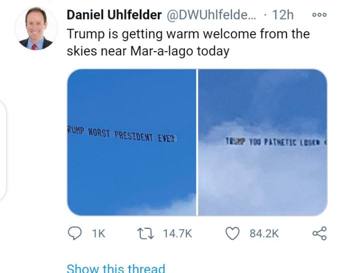 Donald Trump Mar-a-Lago