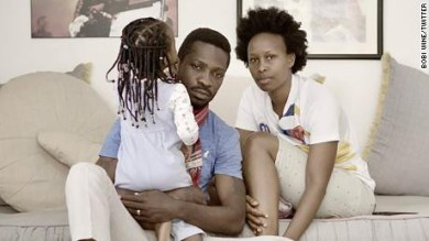Uganda court orders security forces to leave Bobi Wine's home days after election