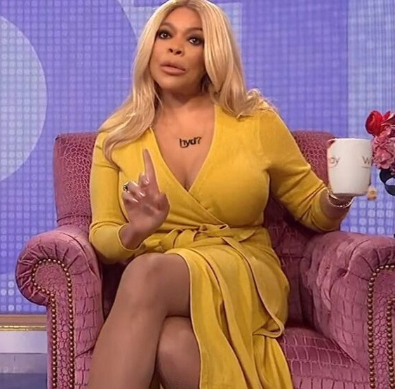 Wendy Williams shades her ex-husband