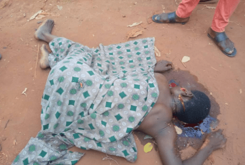 65-year-old man allegedly kills his wife, son and himself in Anambra (graphic photos)
