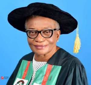 NAS inducts first female president, Professor Braide