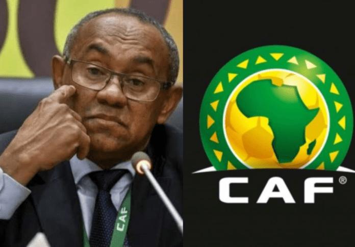 Ahmad Ahmad restored as CAF president by CAS