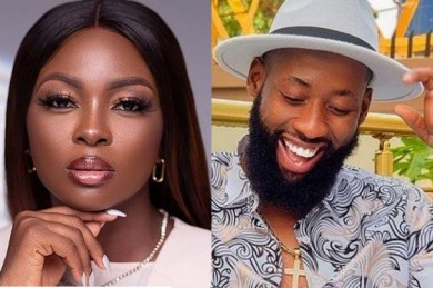 Ka3na replies Tochi: 'I'm the one who fed your two left legs in the Big Brother Naija house'