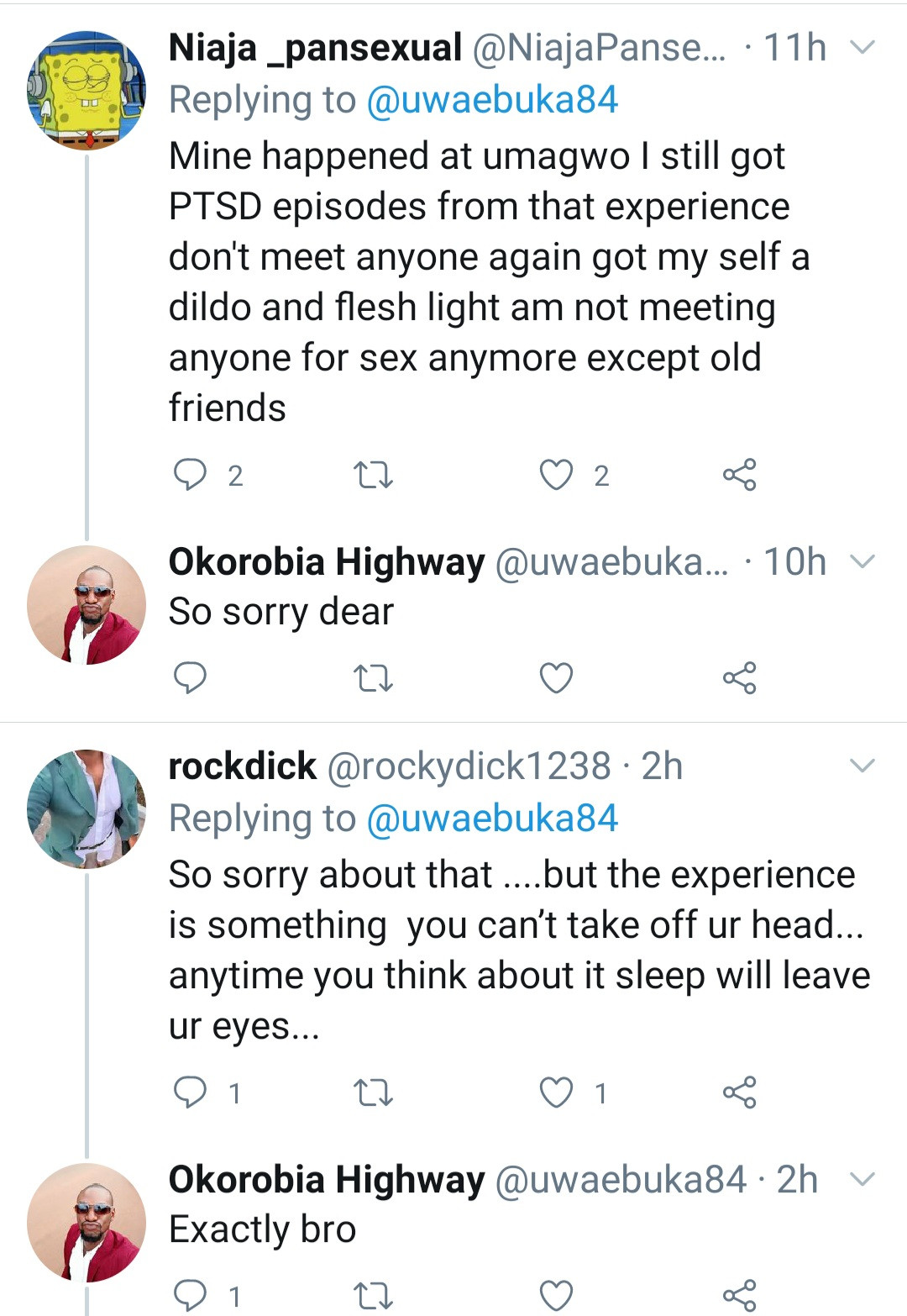 Gay Nigerian man recounts his horrific