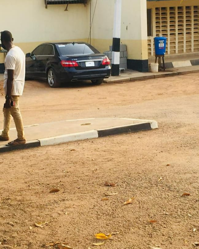 Men in soldier uniform nabbed for kidnapping and extorting a man only for another man to be found in the trunk of their car (video/photo)