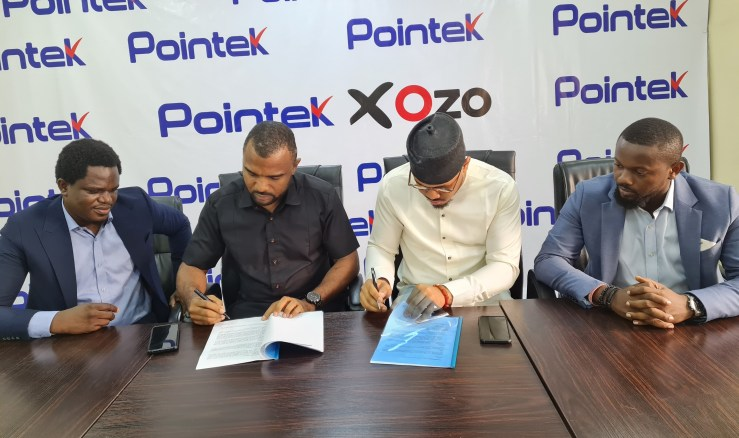 Pointek announces BBNaija star Ozoemena Chukwu as new brand ambassador