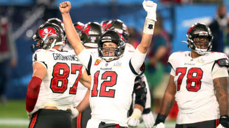 Super Bowl 2021: Record breaking Tom Brady, 43, wins seventh title as Tampa Bay Buccaneers beat Kansas City Chiefs