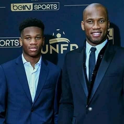 Didier Drogba?s son, Isaac, signs for Italian fourth division club
