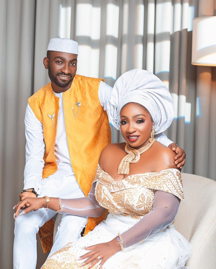 Actress Anita Joseph and hubby celebrate their first wedding anniversary with new photos