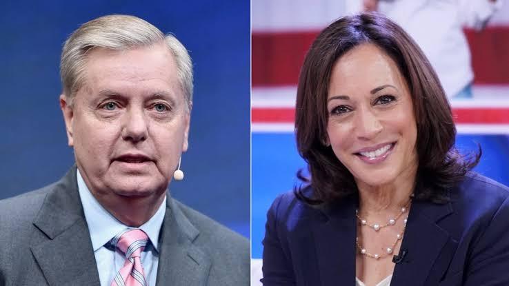 Kamala Harris will be impeached in 2022, 'Kamala Harris will be impeached in 2022 if Republicans take back the house' – U.S. Senator, Lindsey Graham warns, Premium News24