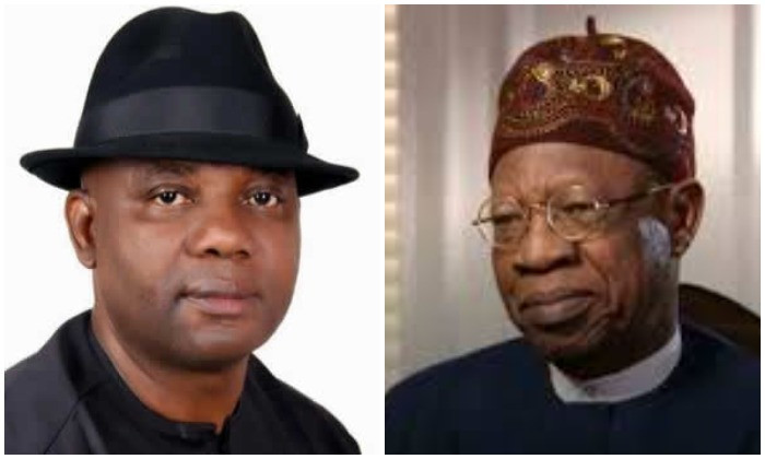 Lai Mohammed has failed woefully, whatever he says he is considered a lie - APC Deputy Secretary, Yekini Nabena fires back at Lai Mohammed