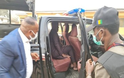Breaking: Police detain former Governor of Imo State, Rochas Okorocha