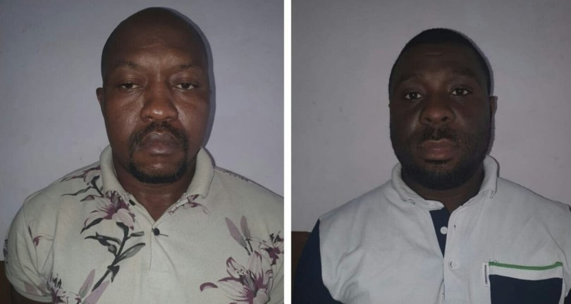 Two Nigerian nationals arrested in India with drugs worth over N2m