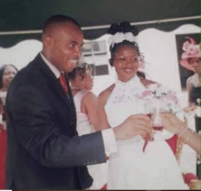 Wife of bank manager in secret wedding saga says her husband was bewitched by his mistress