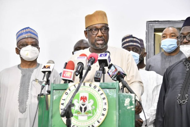 No ransom was paid to rescue Kagara students - Niger state governor, Abubakar Bello says