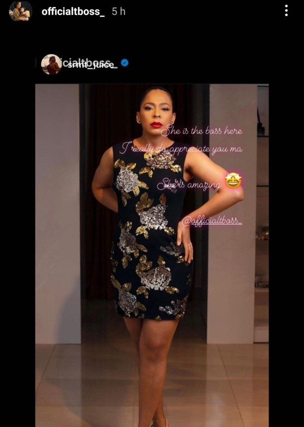 Tboss, her sister Wendy, and her fans drag Ka3na for claiming she trademarked