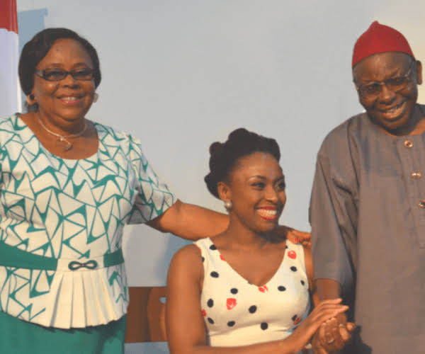 Chimamanda Ngozi Adichie loses mum months after losing dad
