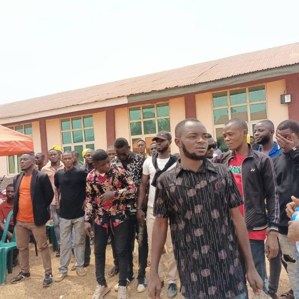 Over 100 youths renounce cultism in Cross River community