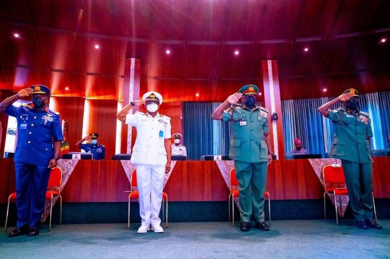 ?We Shall Lead By Example? ? The promise from Nigeria?s new military leadership