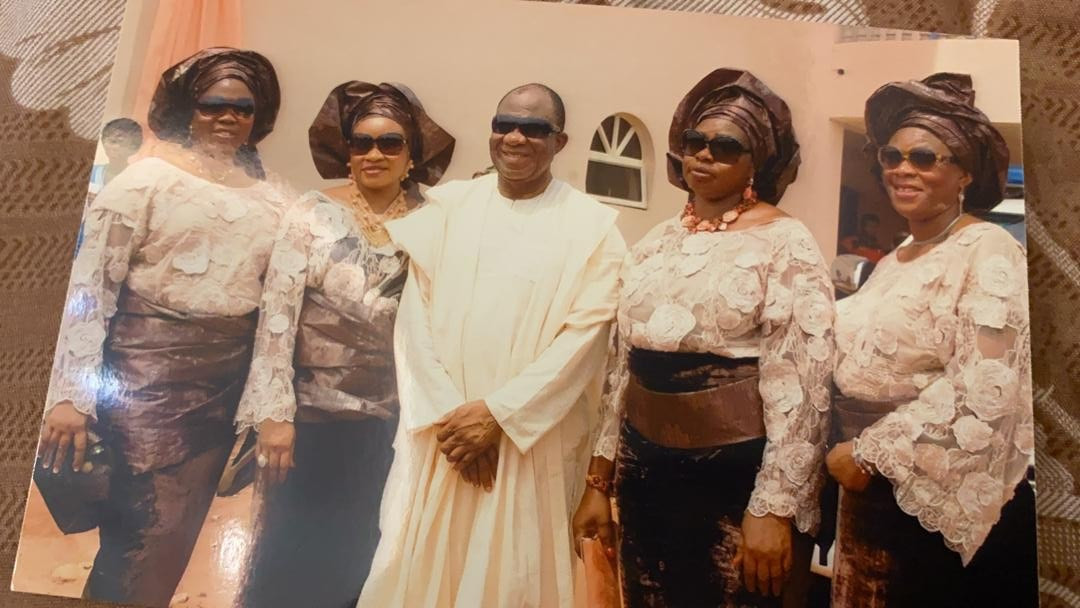 The real reason why bilionaire Chief Ikpea divorced his wife of 39 years according to a family member
