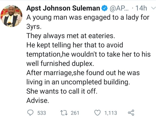 Newly married woman finds out her husband who refused to take her to his
