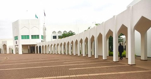 Presidency dismisses report of a fire outbreak at the presidential villa