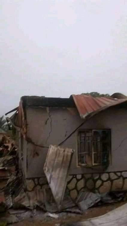Benue widow allegedly shot and burnt alive at home by thugs
