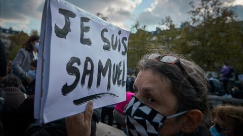 #SamuelPaty: Schoolgirl admits she lied about a teacher who was beheaded for showing students cartoons of the Prophet Muhammad
