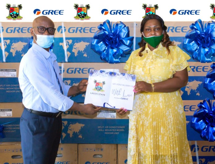 Gree Air Conditioner Honours Women Commissioners In LASG For International Women?s Day