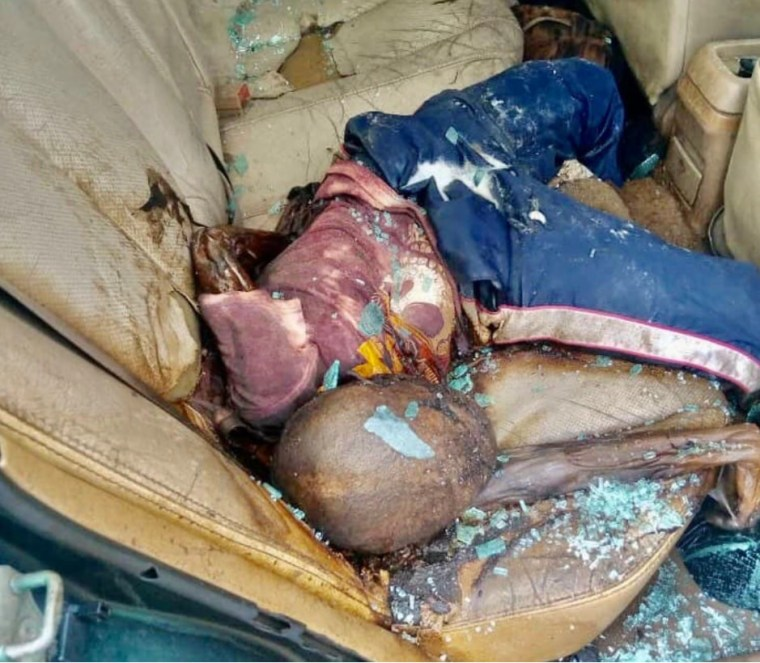 Decomposing bodies of two children found in abandoned car in Delta