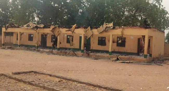 Boko Haram insurgents attack Yobe community, raze school and health care center