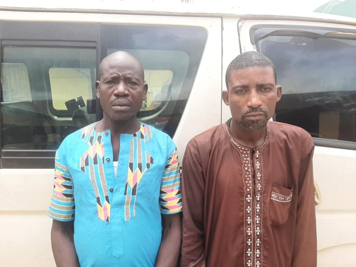 Police nab two suspects with 23 stolen mobile phones in Bayelsa
