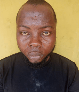 Wanted serial killer apprehended in Ogun (photo)