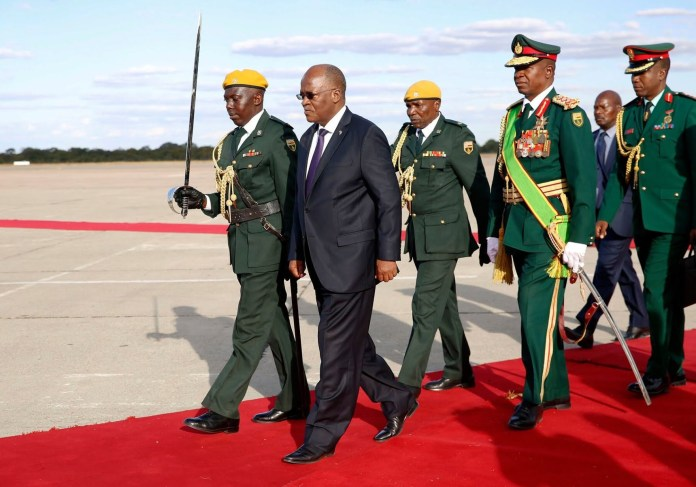 Tanzanian President, John Pombe Magufuli dies at the age of 61