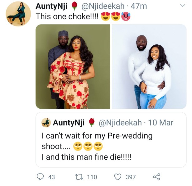 Woman slammed on Twitter after leaving inappropriate comment under bride