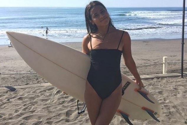 Olympic surfing hopeful, Katherine Diaz, 22, dies after being struck by lightning while training?