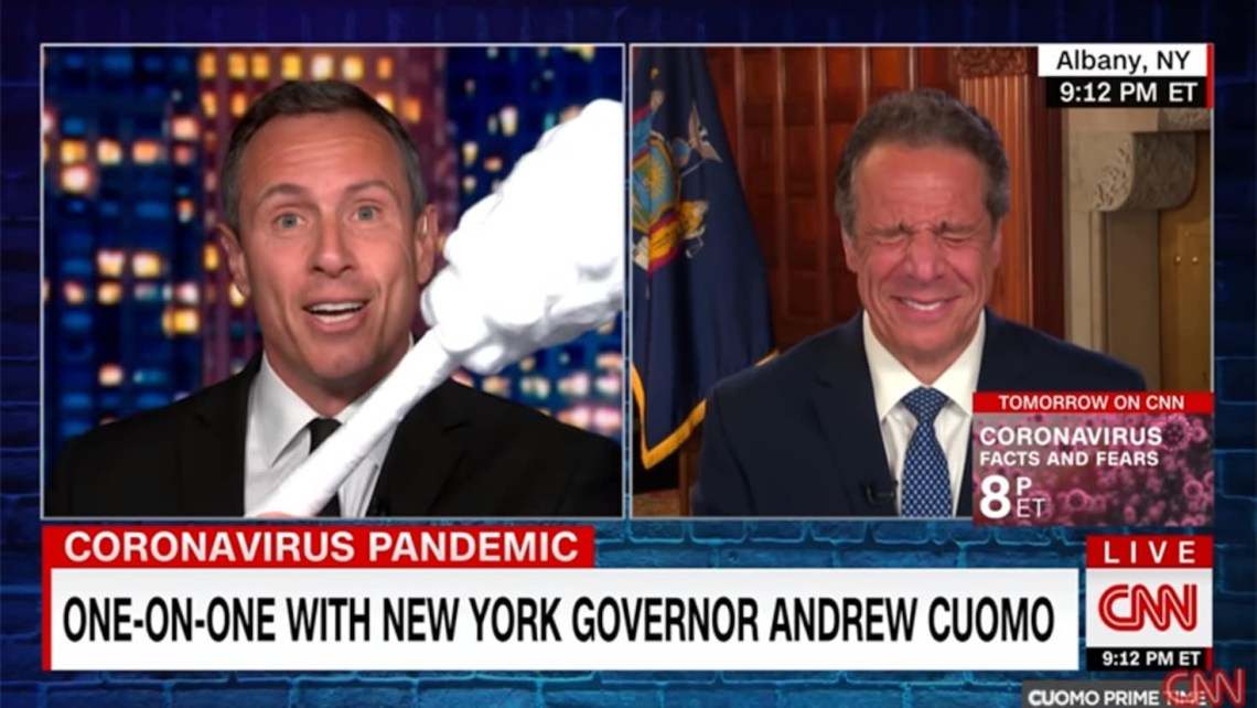 CNN?s ?Cuomo Prime Time? has worst viewership in a year as host Chris Cuomo