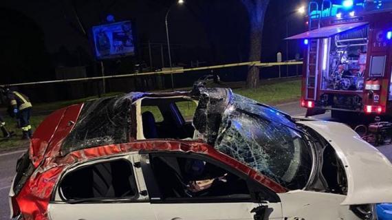 Lazio midfielder, Daniel Guerini dies at 19 after car accident in Italy    750nobs